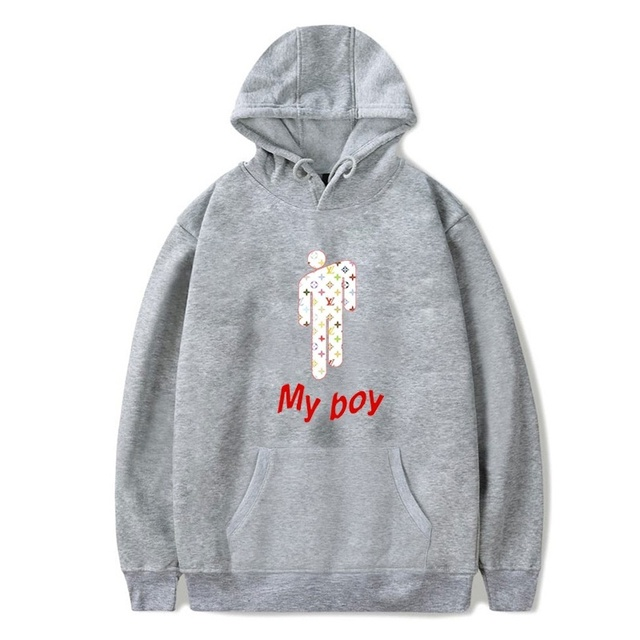 BILLIE EILISH THEMED HOODIE (4 VARIAN)