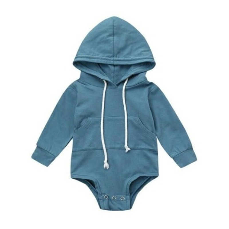 Cute Solider Color Romper Baby Girls Clothes Jumpsuit Romper With Hat 0-24M Age Ifant Toddler Newborn Outfits Set