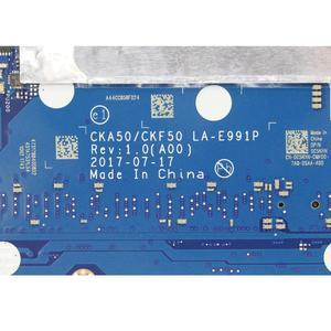Image 4 - Placa base C5NXN 0C5NXN para ordenador portátil nuevo y genuino DDR4, CKA50 / CKF50 LA E991P w/ i7 7700HQ + GTX 1050 Ti 4G para Dell Inspiron 7577