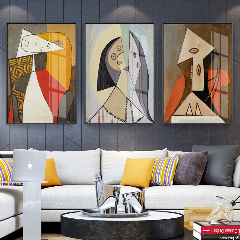Picasso Reproduction Great Abstract Wall Art Paintings