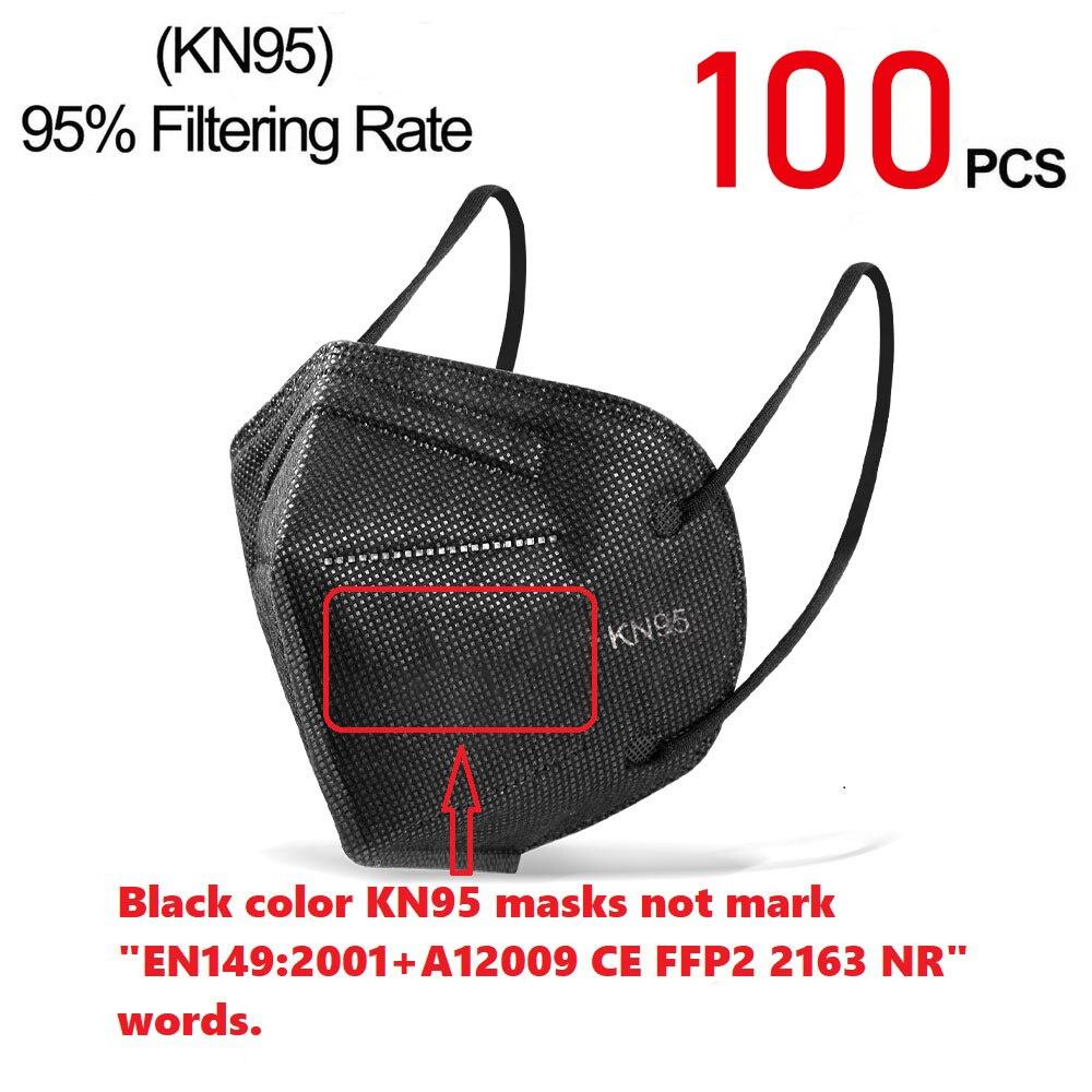 KN95 wegwerp mondkapjes