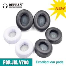 Almohadillas de repuesto para auriculares, almohadillas para los oídos, para JBL V700BT (JBL EVEREST 700) y V700NXT (JBL EVEREST ELITE 700)