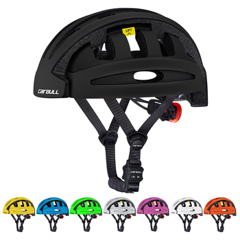 2019 Folding Helmet Collapsible Bicycle Cycling Helmet In-mold MTB Bike Helmet Casco Ciclismo Road Mountain Helmet Safety Cap