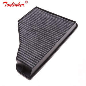 Image 4 - Cabin Filter Oem A1408350047 For Mercedes S Class W140 1991 1998/S CLASS Coupe C140 1992 1999 Model 1Pcs Activated Carbon Filter