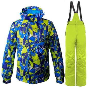 2018 Winter Snow jacket Women Ski Suit Female Snow Jacket And Pants Windproof Waterproof Colorful Clothes Snowboard sets dropshipping waterproof sportwear female ski suit women winter ski wear hooded jacket strap pants snow jacket and pants