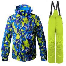 2018 зимняя куртка для женщин лыжный костюм женская и штаны