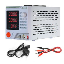 305P Mini LED Digital Adjustable DC Power Supply 0-30V 0-5A Switching Power Supply 150W single output For Laboratory