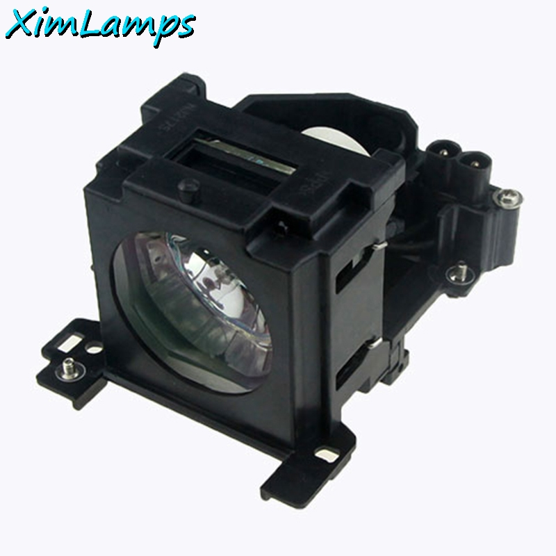 DT00751 Projector Lamp With Housing For Hitachi CP-X260/CP-X265/CP-X267/CP-X268/PJ-658 180 Days Warranty