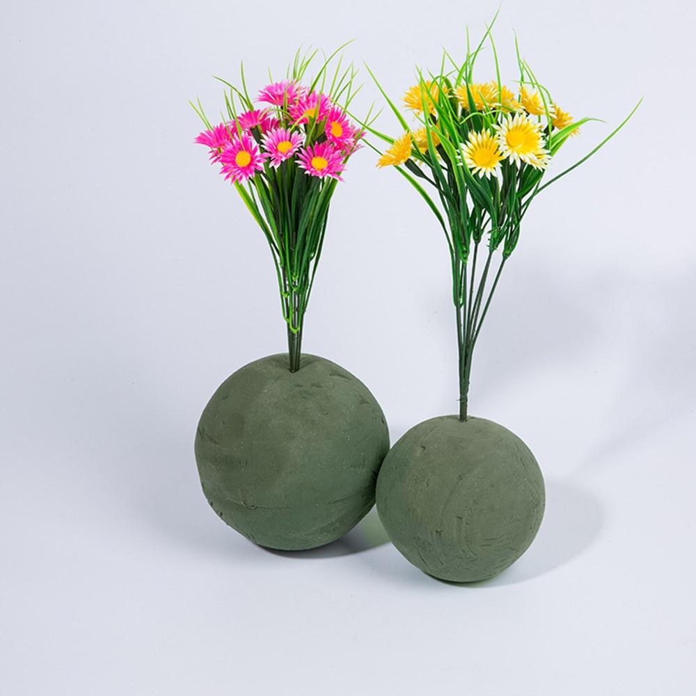 2//10Pcs Floral Foam Brick Block Dry Flower Wedding Bouquet Ideal Craft Holder 1