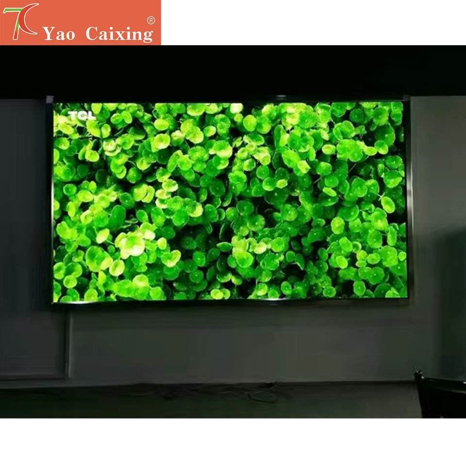 SMD2121 Fixed Installation Full Color HD P4 Indoor Xxxi Video Tv Led Display