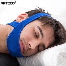 Correa antironquidos, antironquidos, deja de roncar, cinturón de mandíbula, soporte de sueño para mujer, herramientas para el cuidado del hombre, calidad superior