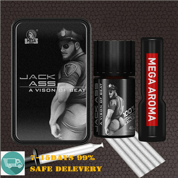 10/30ml R.S.  Delay Spray Poppers Stronger Rush Jackass  for Men Liquid Long-lasting Gay Sex Toys Couples Enhancer Orgasms
