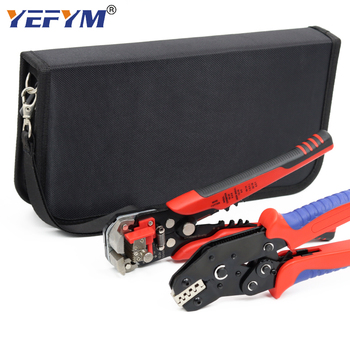Crimping tool plier kit SN-48BS SN-2549 8 jaw for tube/plug spring/insulation terminals Multifunctional stripping tools