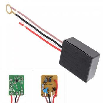 Cztery etap przełącznik dotykowy ściemniania lampka na biurko lampa dotykowa 3 sposób sterowania przełącznik czujnikowy ściemniacz do żarówek AC 220V 1A akcesoria oświetleniowe tanie i dobre opinie CN (pochodzenie) EPC_LEG_A13