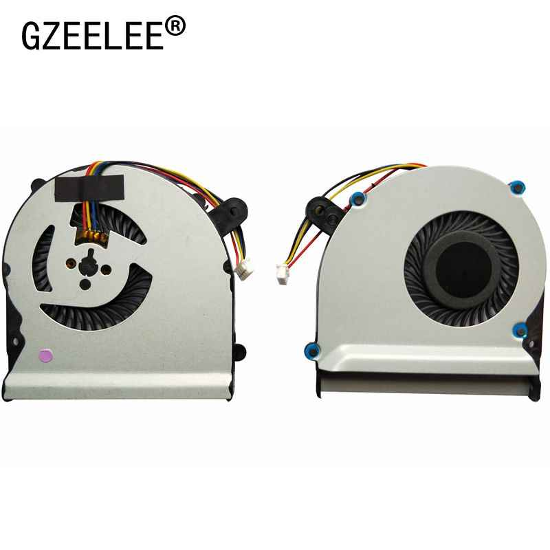 New Laptop CPU Cooling Fan For ASUS S400 S400C S400CA S400E X402C X402E F402C X502C Komputer Notebook Cooler Processor