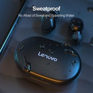 Image 5 - Original Lenovo XT91 TWS True Wireless Earphone Bluetooth 5.0 Earbuds Mic Noise Reduction AI Control Gaming Headset Stereo Bass