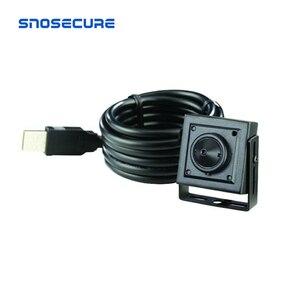 Image 5 - SNOSECURE Micro Size kwadratowe 30Fps 2MP 0V2710 Senor HD 8MP obiektyw otworkowy Mini kamera Usb do bankomatu i kiosku pojazd samochodowy