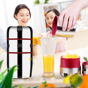 New Manual Citrus Juicers Manual Lemons Orange Juicers Hand Press Kitchen Fruit Squeezer 100% Juice Potable Juicer Machine 3