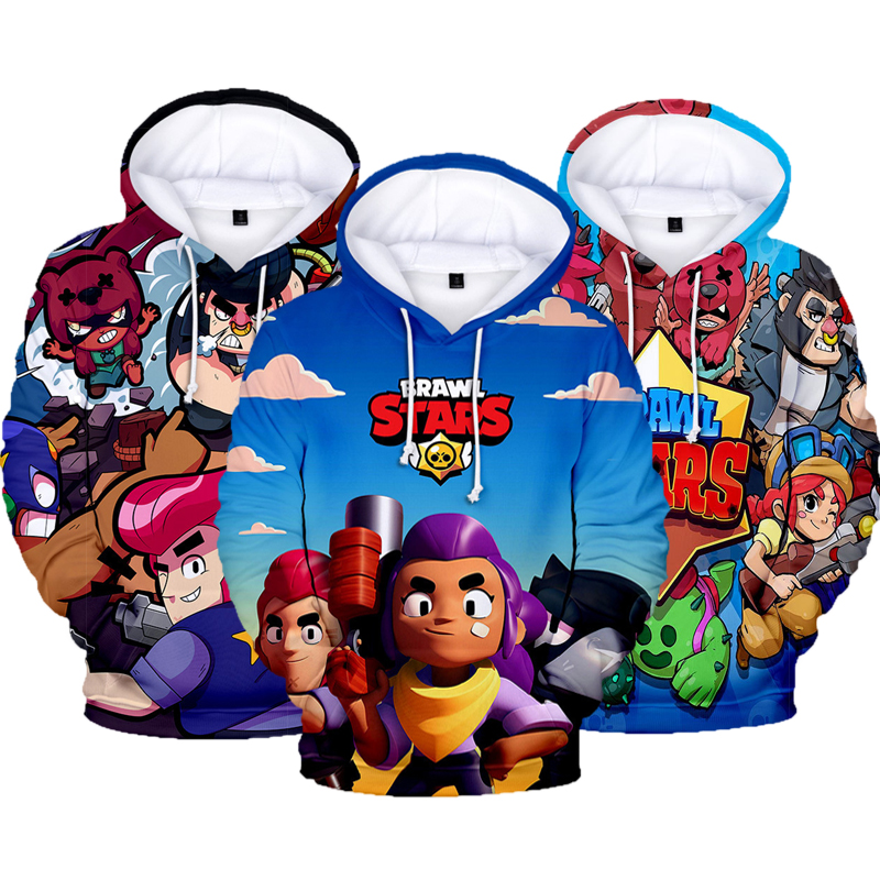 Kids clothes 3D Print pattern Pullover Teens <font><b>Wilderness</b></font> Anime boys girls Children Long Sleeve <font><b>T</b></font>-<font><b>shirts</b></font> Sportwear Tops Outerwear image