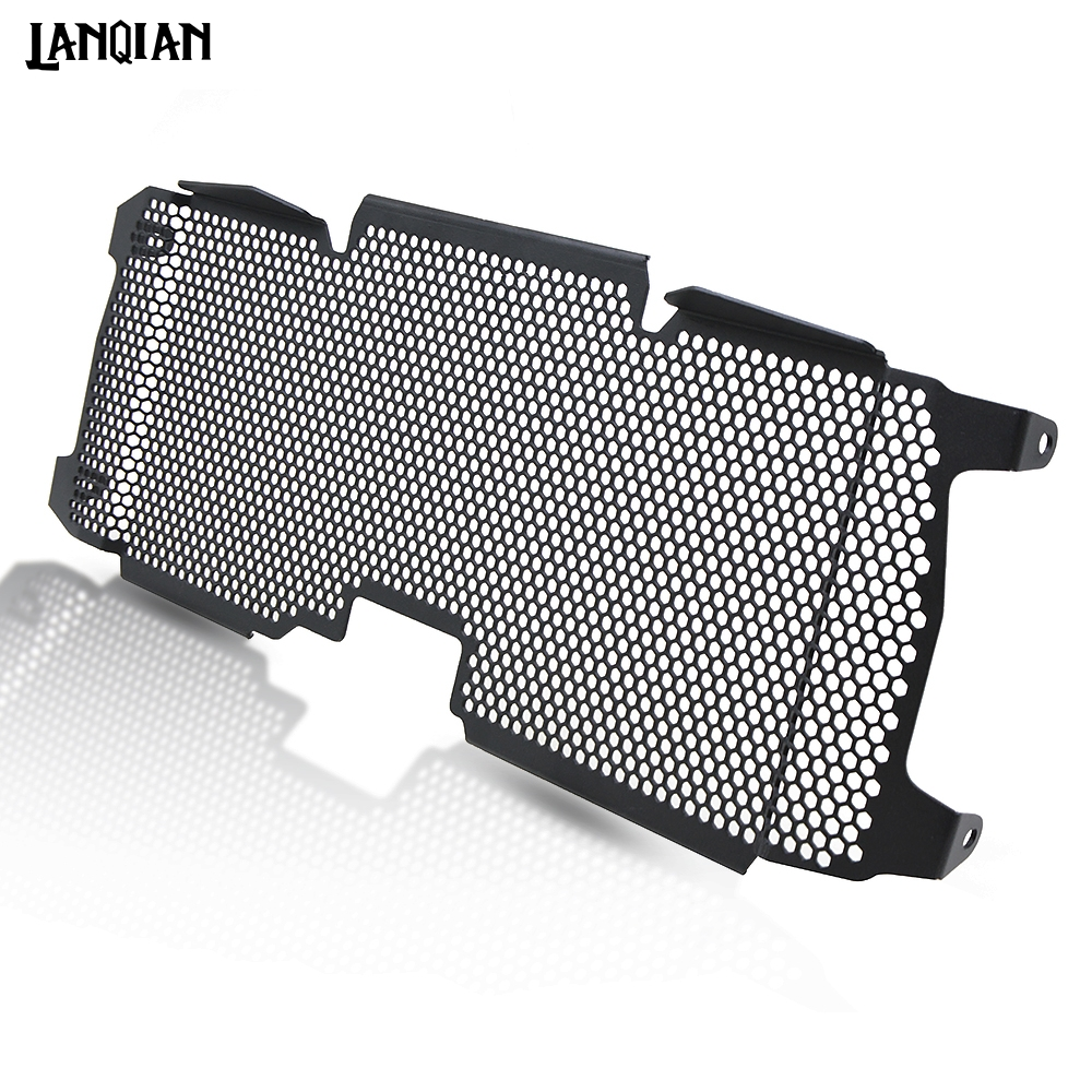 MotorcycleRadiator Grille Guard Cover For <font><b>BMW</b></font> R 1200 R R <font><b>1200RS</b></font> 2015-2018 R 1250 R R1250R Sport R 1250 RS 2019 Accessories image