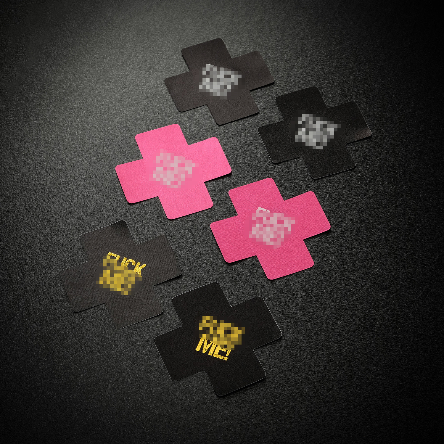 Sexy Women Breast Petals Black Nipple Stickers Invisible Bra Cover Intimate Erotic Disposable Pasties Tepel Sex Accessories