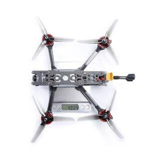 Image 5 - Iplight TITAN DC5 5 дюймов 222 мм 4s/6s HD FPV гоночный Дрон BNF sucex D F7 50A стек XING E 2207 2450/1800KV мотор от вертолета игрушка