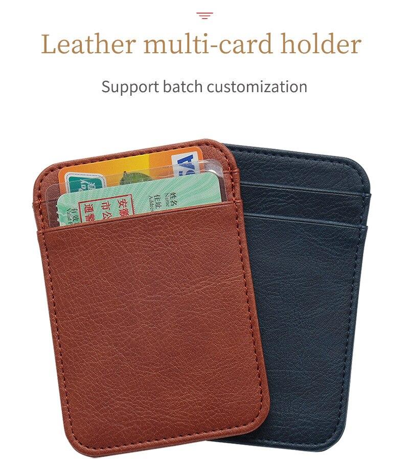vertical mini sólido cartão de crédito titular