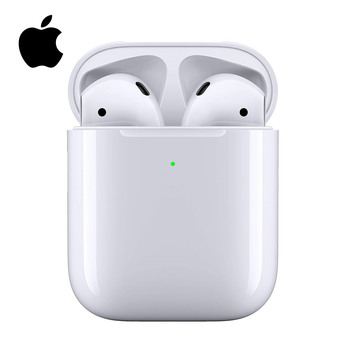 Apple AirPods 2nd Original Air Pods Bluetooth Headset with Wireless Charging Case for iPhone iPad MacBook iPod Apple Watch