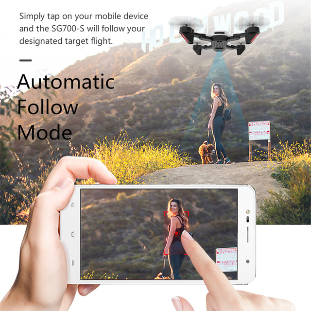 SG700D Drone 4K HD dual camera WiFi transmission fpv optical flow Rc helicopter Drones Camera RC Drone Quadcopter Dron Toy 5