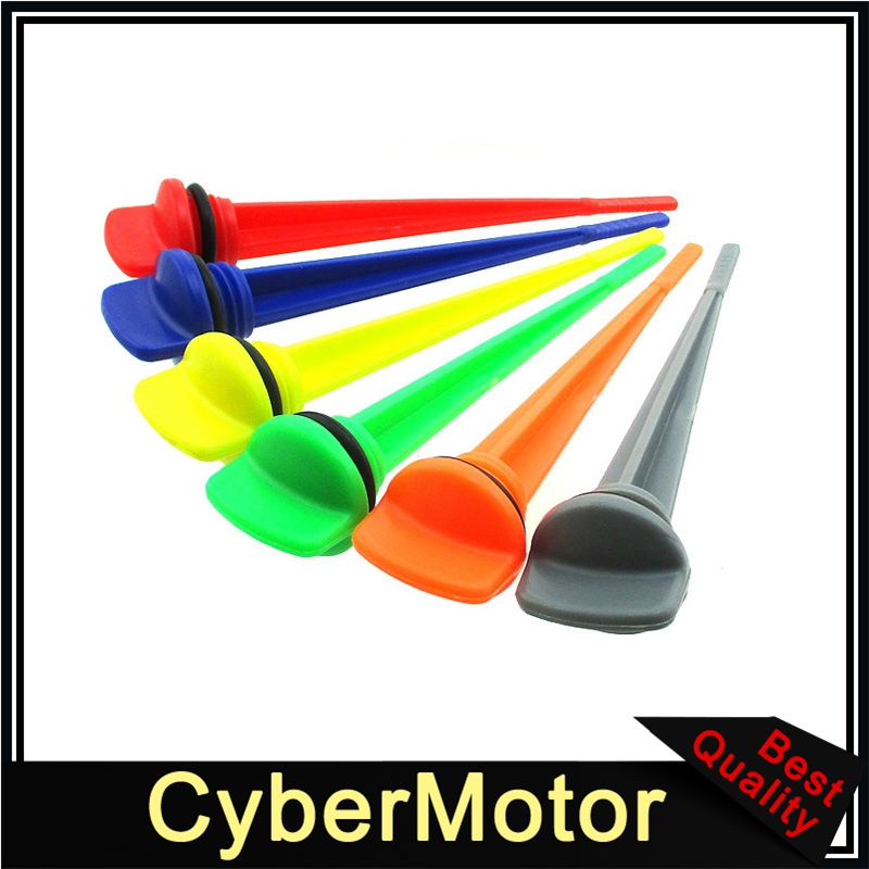 <font><b>Engine</b></font> Oil Dipstick For <font><b>Lifan</b></font> YX 125cc 140cc 150cc <font><b>160cc</b></font> 200cc 250cc Pit Dirt Bike Stomp YCF IMR SSR ATV Motorcycle image