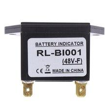 Durable Status Automatic Capacity Tester LED Display Gauge Digital Waterproof Monitor Car Charge Meter Battery Indicator Vehicle