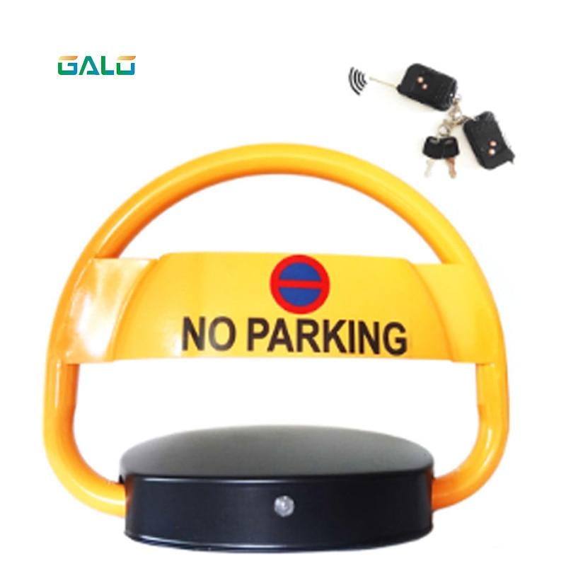 Solve Parking Jam Use Remote Control Parking Barrier Lock (DIY Logo Text ) For VIP Car Parking