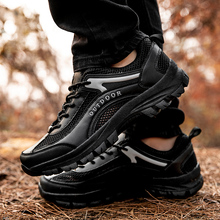 2017 summer outdoor anti slip hiking shoes men women breathable mesh trekking shoes sports sneakers walking aqua shoe lightweigt TANTU Breathable Outdoor Hiking Shoes for Men Big Size Lightweight Sports Trekking Shoes Holes Mesh Summer Shoes Men Sneakers