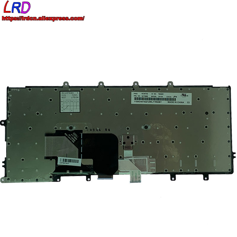 X240 X240S X250 X260 X270 Laptop 04Y0969 04Y0931