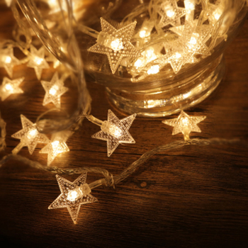 10M LED Star Light Fairy String Xmas Holiday Ins Creative Room Decorated Birthday Party Wedding Decoration star decorated net tights