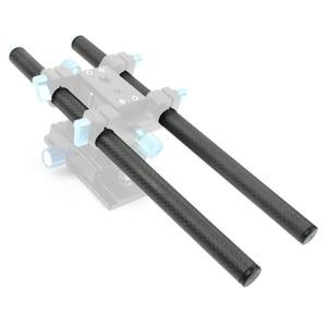 2Pcs Diameter 15mm Follow Focus Rig Cage
