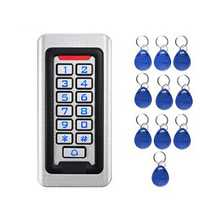 RFID Access Waterproof Outdoors Use Metal Stainless Steel Reader 2000 Users Access Control System Keypad Password Access Smart D - DISCOUNT ITEM  19% OFF All Category