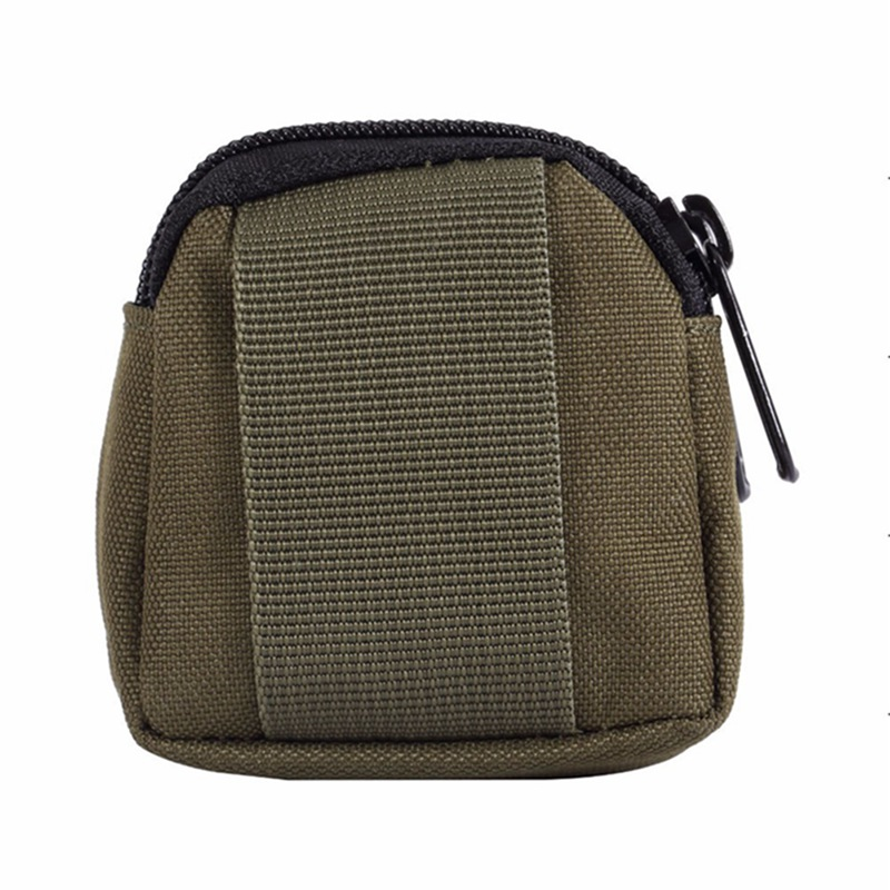 Tactical Waist Bag Multifunctional Nylon Waterproof  Military Key Coin Bag Purses Utility Pouch Organizer Molle Pouch Camping