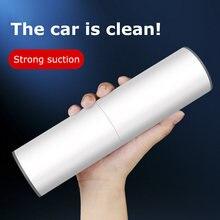 Портативный автомобильный пылесос влажный сухой ручной перезаряжаемый