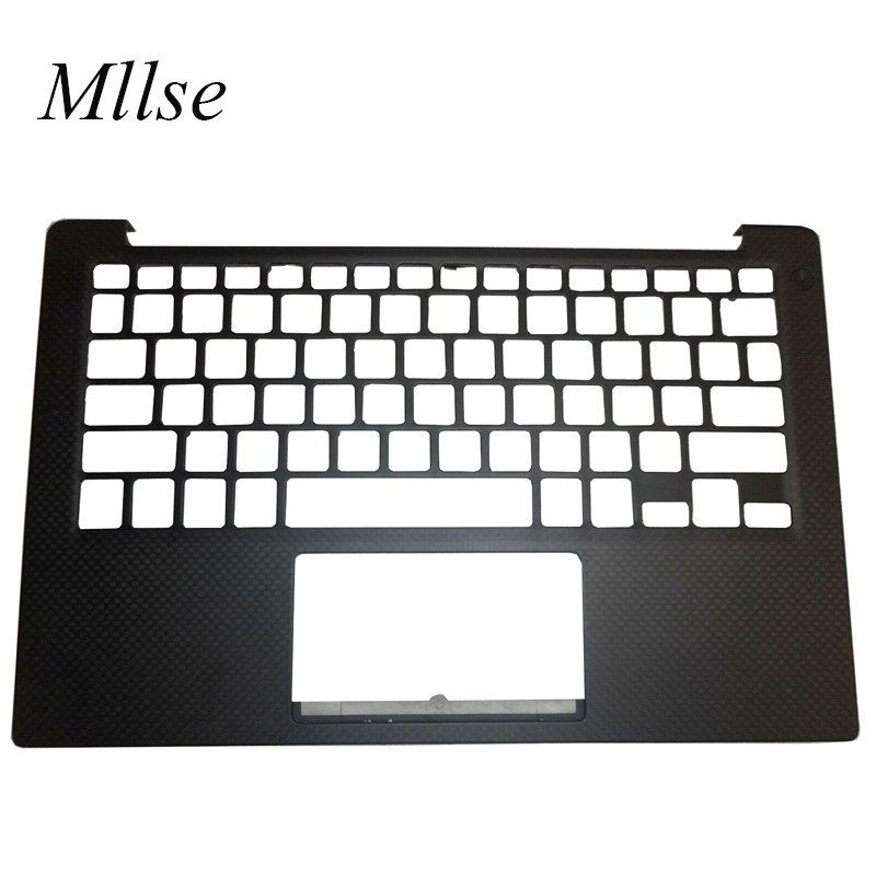 Free Shipping New For Dell XPS 13 9350 9360 US Layout Palmrest 043WXK 43WXK 015M4D 15M4D 0PHF36 PHF36 0X54FF X54FF