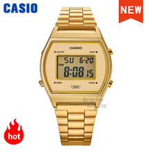 Часы Casio золотые мужские брендовые Роскошные светодиодсветодиодный цифровые водонепроницаемые кварцевые мужские часы спортивные военные ...