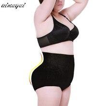 Утягивающее нижнее белье с высокой талией, штаны для живота, Утягивающие трусики для живота 3XL-5XL, женское Утягивающее утягивающее белье, утягивающее белье