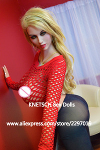 Image 5 - KNETSCH Muñeca sexual de silicona de alta calidad, Copa M de 170CM, gran pecho grande, gran trasero, muñeca de amor japonesa, Vagina Real, muñeca Sexy