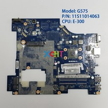 11S11014063 PAWG0 LA-6757P w E-300 EME300GBB22GV cpu 1 RAM Slot für Lenovo G575 NoteBook PC Laptop Motherboard Mainboard