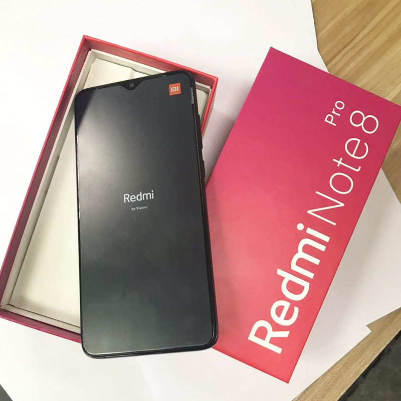 Image 3 - Global ROM Xiaomi Redmi Note 8 Pro 6GB 64GB Smartphone Octa Core  MTK Helio G90T 64MP Rear Camera 4500mAh 2040x1080 Phone-in Cellphones from Cellphones & Telecommunications