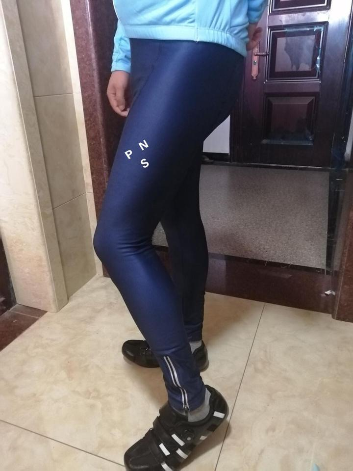 PNS new winter thermal fleece training cycling tights thermal fleece