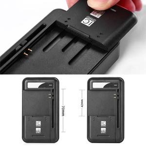 Image 4 - Cargador de Batería Del Teléfono móvil Universal 2 en 1, USB para teléfono Android, enchufe de EE. UU.