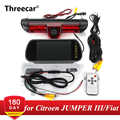 Araba fren işık arka görüş kamerası Citroen JUMPER III/Fiat DUCATO X250/Peugeot BOXER III ile -in 6 adet IR led ışık