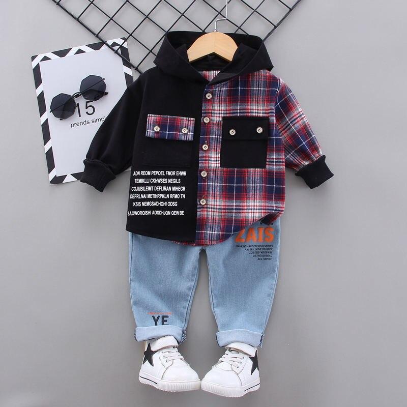 calças define roupas da criança infantil fatos de treino