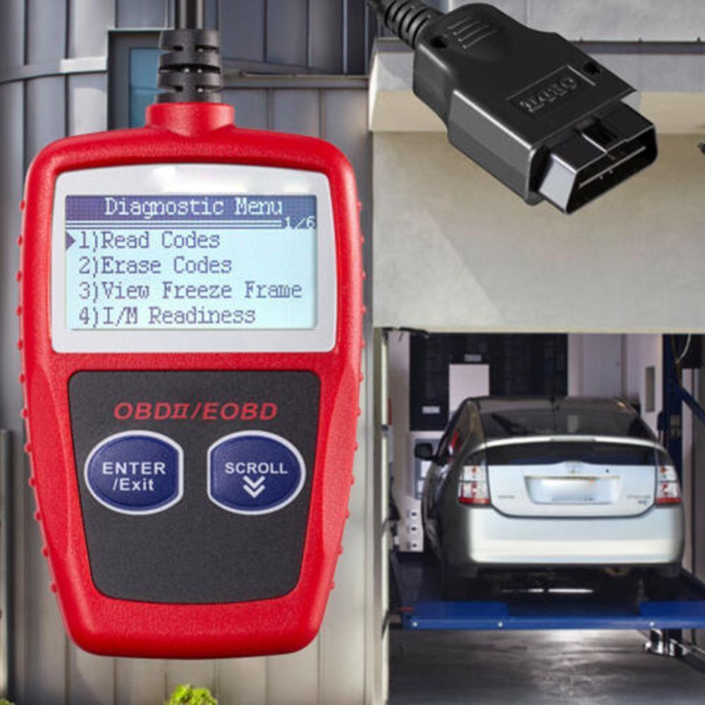 Autel MS309 OBDII сканер кодов obd2 автомобильный диагностический инструмент оригинальный и профессиональный MS309 сканер